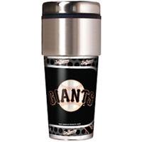 San Francisco Giants MLB Stainless Steel 16oz Travel Tumbler Coffee Mug