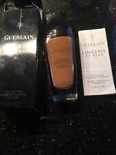 Guerlain Lingerie De Peau Invisible Skin Fusion Foundation 25 Dore Fonce New