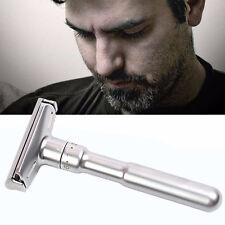 Classic Men Adjust Zinc Alloy Shave  Classic Double Edge Safety Men Razor 109mm-