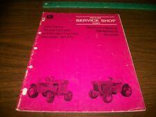 John Deere 110 and 112 Lawn and Garden Tractors Operators manual