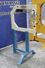 18 Gauge, Used (Demo Machinery) Baileigh English Wheel , Mdl. EW-28, A5592