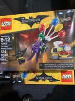 LEGO 70900 The Batman Movie The Joker Balloon Escape New Sealed! (124-pcs) DC