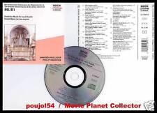 """MURI """"Festal Music for two organs"""" (CD) Hulliger 1993"""