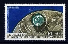 TAAF - PA - 1963 - Telecomunicazioni spaziali