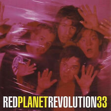 Red Planet Revolution 33 CD Power Pop New Wave The Cars Cheap Trick Gearhead