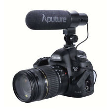 Aputure V Mic D1 Directional Condenser Microphone Canon 7D 60D 6D 5DII T5I ID T4