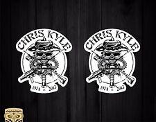 Aufkleber Decal Sticker Autocollant Adesivi Aufkleber Chris Kyle American Sniper
