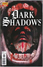 Dark Shadows Comic Book #4 Cover B, Dynamite 2012 Near Mint Unread