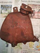 Norton Oil Tank Featherbed Duvet Mod 88 Oil Tank International Enots Butterfly