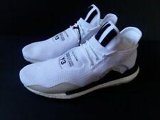 Adidas Y-3 Saikou Yohji Yamamoto White Sneakers Fashion Trainers (Ultra Boost)
