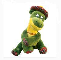 Scottish Plush NESSIE - Magic Mystic Toy 12'' Stuffed Animal - Loch Ness Monster