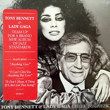 TONY BENNETT/LADY GAGA CHEEK TO CHEEK DIGIPAK