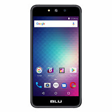BLU Grand M G070Q Unlocked GSM Quad-Core Dual-SIM Phone - Gray