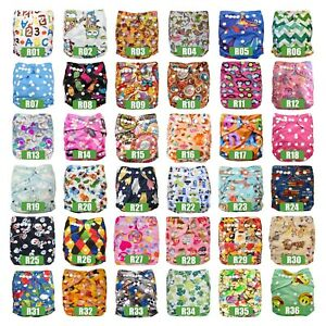 Reusable Baby Cloth Nappies Diapers MCNs & Inserts Liners My Little Ripple Bulk