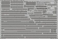 Eduard PE 53185 1/350 USS Iwo Jima LHD-7 pt.4 railings & safety nets Trumpeter