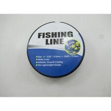 """26ft/roll 0.02"""" Clear transparent white Fishing Line"""