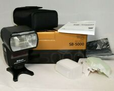 Nikon SB-5000 Speedlight Flash for Camera