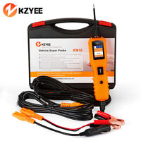 12V 24V Car PowerScan Circuit Tester Electrical Power Probe AVOmeter Tester Tool