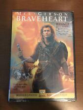 New listing Braveheart (Dvd, 1995,Widescreen) Mel Gibson,