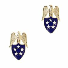 Genuine U.S. ARMY AIDES INSIGNIA: SPECIAL AIDE TO GENERAL OF THE ARMY (5-Star)