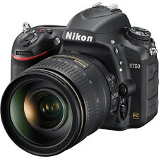 Nikon D750 DSLR Camera w/ AF-S NIKKOR 24-120mm f/4G ED VR Lens 1549