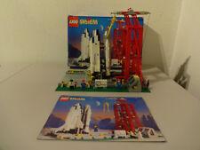 (TB) lego sistema 6339 espacial la estación con embalaje original & ba 100% completamente Space Shuttle