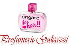 EMANUEL UNGARO FOR HER EDT POUR FEMME NATURAL SPRAY - 50 ml
