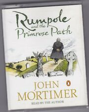RUMPOLE AND THE PRIMROSE PATH BY JOHN MORTIMER 2 CASSETTE AUDIO BOOK READ AUTHOR