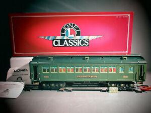 Lionel Classics Standard Gauge 6-13405 Colorado Passenger Car  1413 O.B.