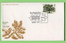 G.B. 1973 The Oak Tree on Post Office First Day Cover Westonbirt Arboretum