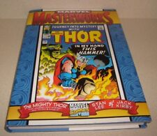 Marvel Masterworks THOR Journey Into Mystery 111-120 Annual 1 HC Book Lee Kirby