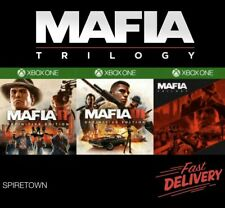 MAFIA:TRILOGY (I-II-III) Xbox One / Offline / LEGGI Read Description (No CD/Key)