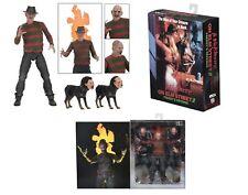 "A Nightmare On Elm Street 2 - FREDDY'S REVENGE 7"" Ultimate Action Figure NECA"