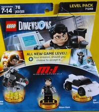 Lego Dimensions - M:I Level Pack - Model 71248- NEW Building Toy