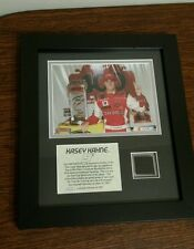 2005 Kasey Kahne #9 First Cup Series Win Mounted Photo with Tire Authentication