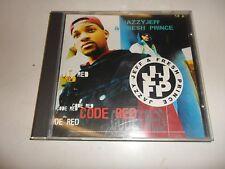 CD  DJ Jazzy Jeff - Code Red