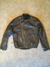 Vintage Langlitz Cascade Brown Leather Jacket