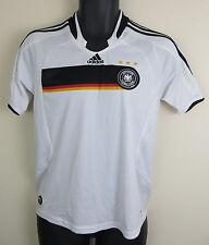 Adidas Germany 2008-10 Football Shirt Soccer Jersey Trikot 30/32 Boys 10-11 yrs