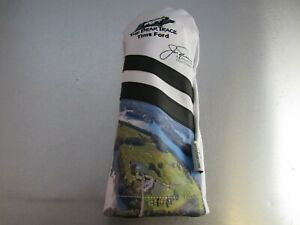 Sunfish Golf Driver Headcover RARE The Bear Trace Tims Ford Jack Nicklaus 003