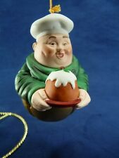 Dept 56 Merry Makers Ornament Percival The Puddingman (a1788)