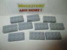 3 X LEGO SYSTEM Schatztruhe tesoro CASSAPANCA Reddish Rosso Marrone 2x4 contenitore rücksei