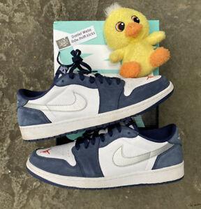 Nike Air Jordan 1 Low SB Midnight Navy Eric Koston - Mens Size 12