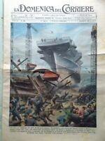 La Domenica del Corriere 2 Settembre 1939 Almenno San Salvatore Cervia Iceberg