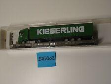 Fleischmann H0 Art 527 302 S-Serie Niederflurwagen Hupac Kieserling    Neuware