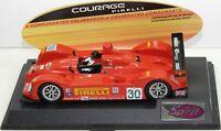 Spirit Courage C65 Pirelli #30 0601201 MIB slot racing car