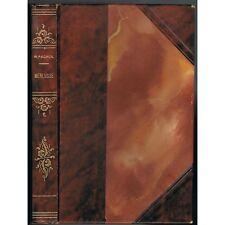 MERLUSSE et CIGALON par Marcel PAGNOL Éditions Fasquelle 1936 Reprint 1950 RARE
