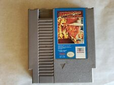 Indiana Jones and the Temple of Doom  (NES - Tested and working!)