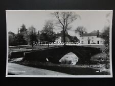 Yorkshire LINTON VILLAGE Bridge & Ford THE FOUNTAIN INN RP Postcard by Scott 763