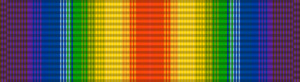 VICTORY MEDAL RIBBON REPLACEMENT WW1 allied