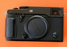 Fujifilm X-Pro2 24MP Mirrorless Digital Black Camera Body